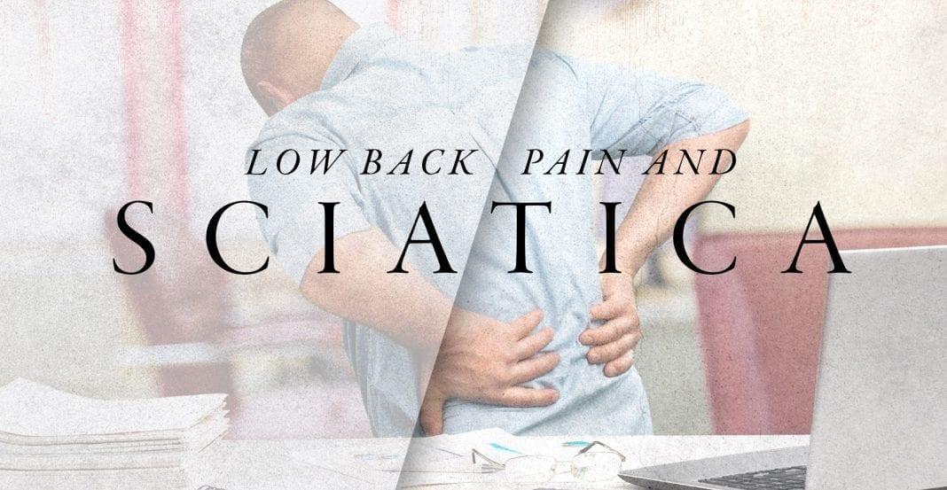 Low Back Pain and Sciatica   El Paso, TX Chiropractor