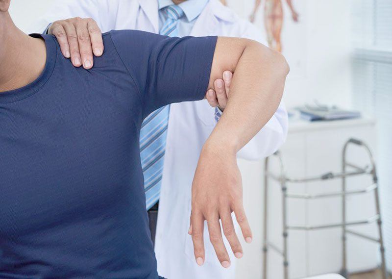 11860 Vista Del Sol, Ste. 128 Pulled Shoulder Muscle Injury Chiropractic Care